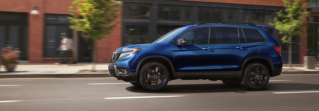 What's Included in the 2021 Honda Passport Urban Package?