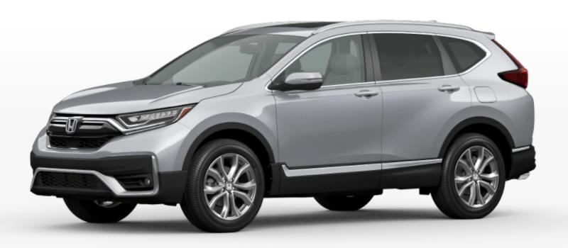 2021 Honda Cr V And 2021 Honda Cr V Hybrid Color Options