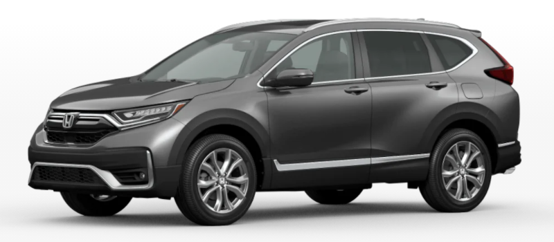 2021 Honda CR-V Modern Steel Metallic