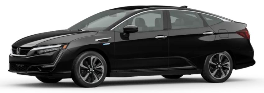 2021 Honda Clarity Fuel Cell Crystal Black Pearl
