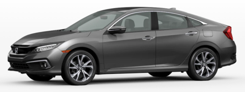2021 Honda Clarity Fuel Cell Modern Steel Metallic
