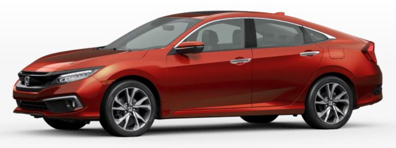 2021 Honda Clarity Fuel Cell Molten Lava Pearl