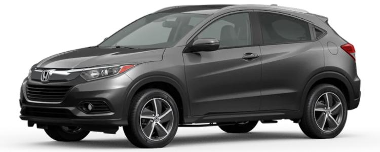 2021 Honda HR-V Modern Steel Metallic