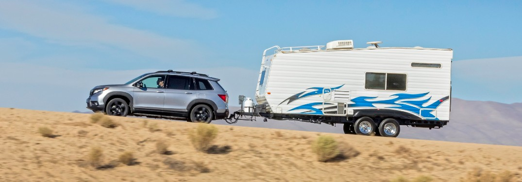 Shop for a Honda SUV with Towing Capabilities in Long Island, NY