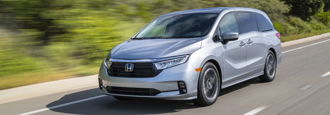 What are the Color Options of the 2022 Honda Odyssey?