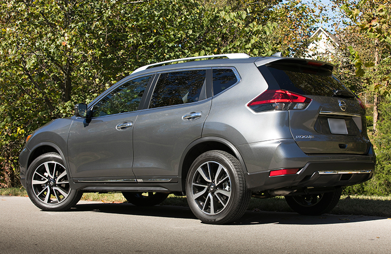 Does The 2018 Nissan Rogue Offer All Wheel Drive