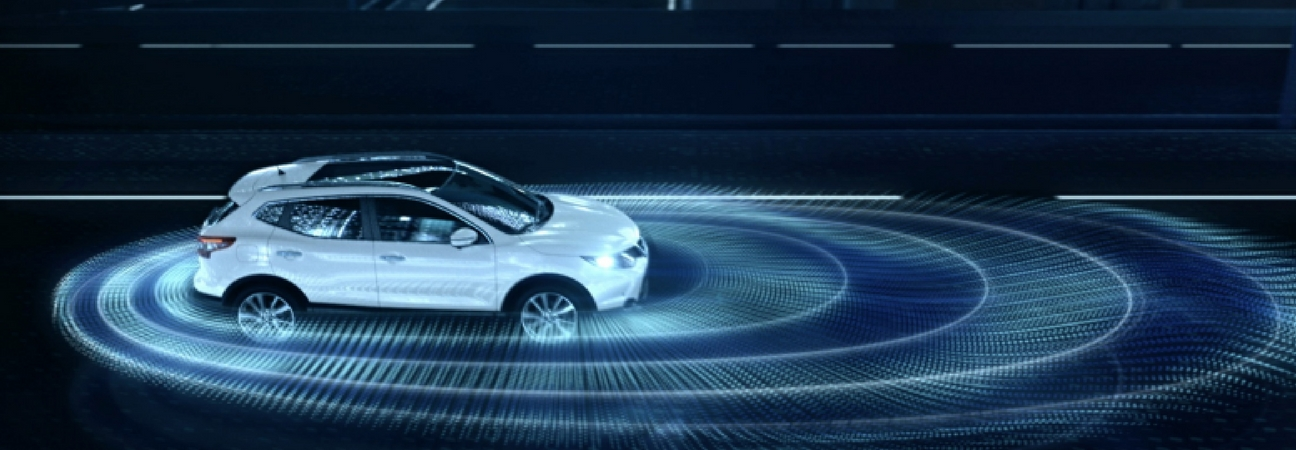 nissan driving with nissan intelligent mobility features