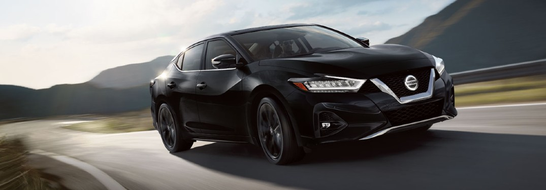 2020 Nissan Maxima front view