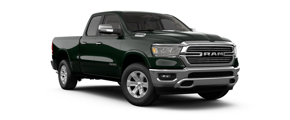 Which colors can I get the 2019 Ram 1500 in? - Cowboy ...