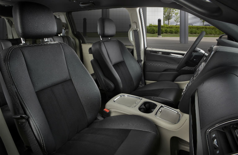 2018 Dodge Grand Caravan Seating Capacity And Cargo Volume