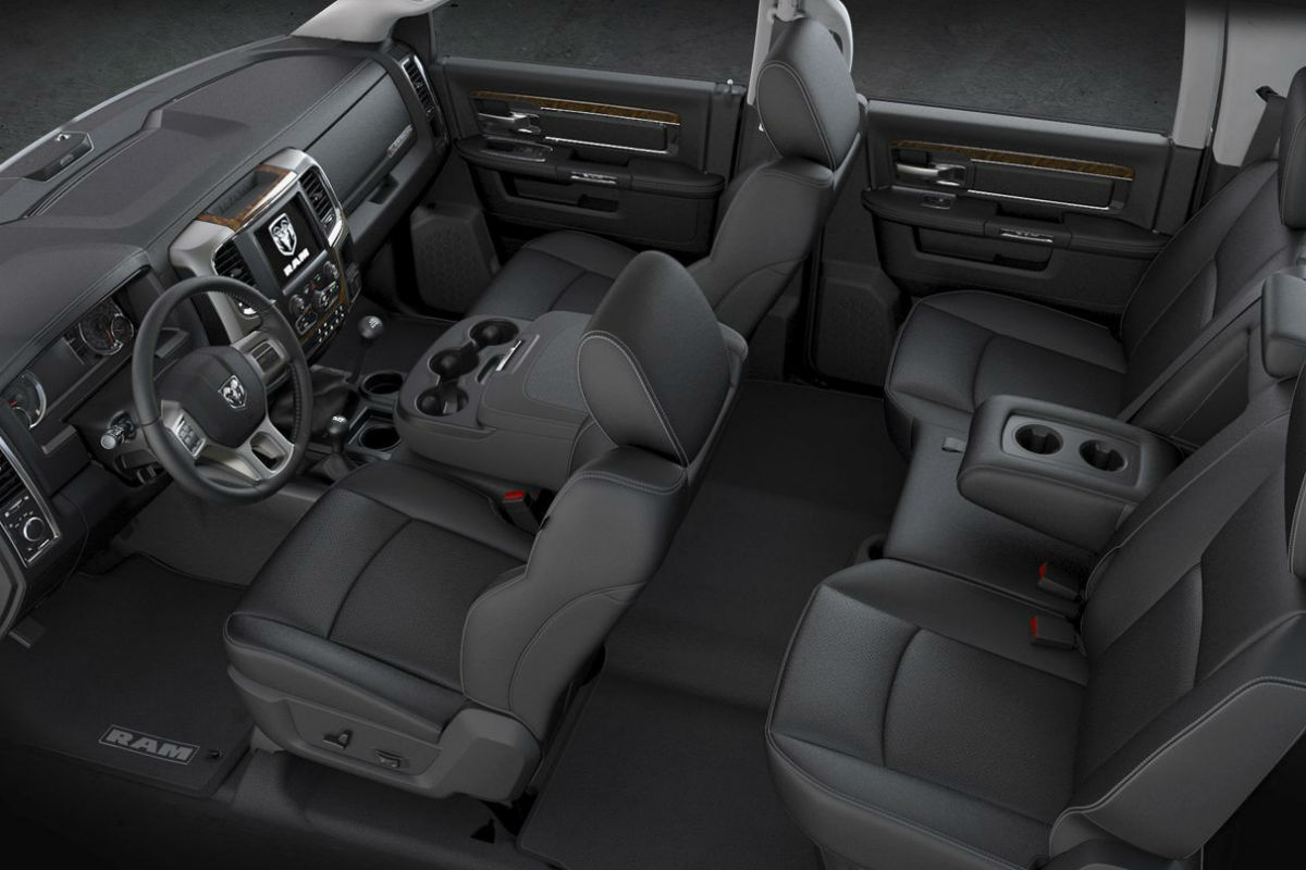 2020 Dodge Ram 3500 Mega Cab Interior Supercars Gallery
