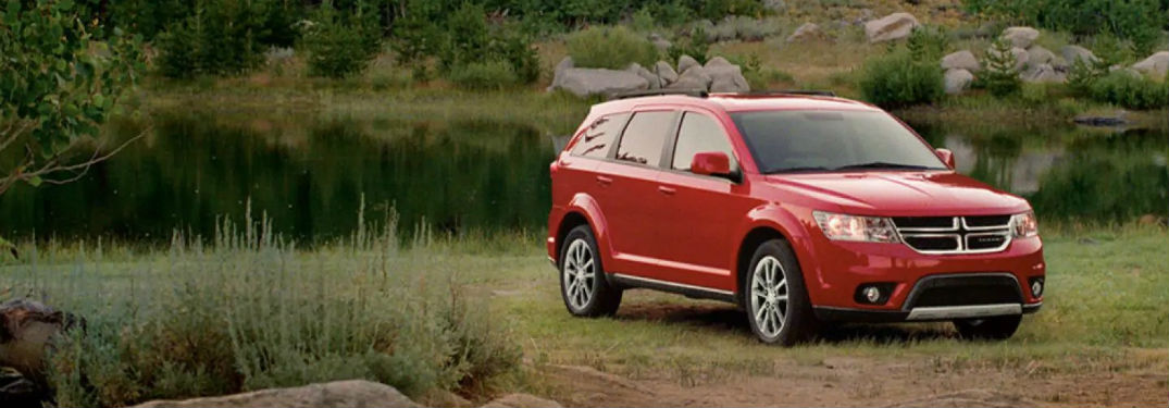 How Much Can the Engine Options of the 2018 Dodge Journey Tow?