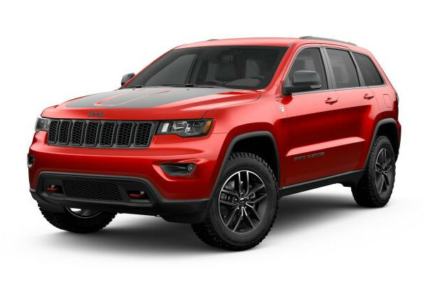 How Many Color Options are there for the 2019 Jeep Grand ...