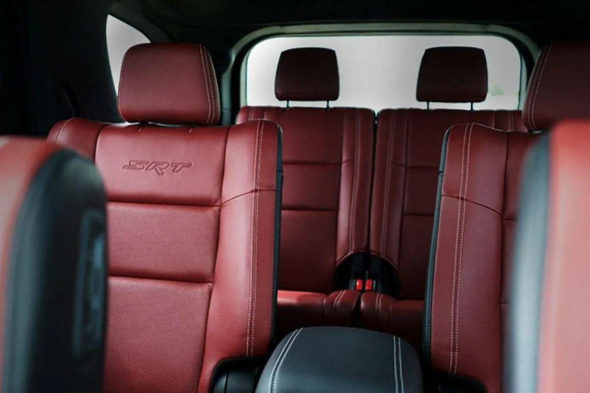 Cars With 3 Rows Of Seats >> What is the Seating Capacity for the 2019 Dodge Durango?