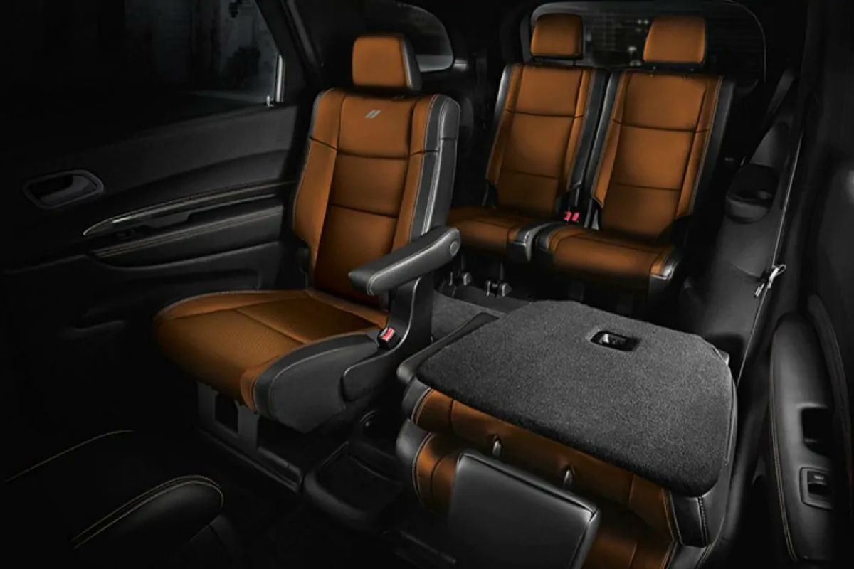 What Is The Seating Capacity For The 2019 Dodge Durango