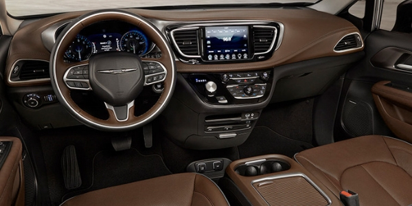 2019 Chrysler Pacifica Trim Levels and Specs