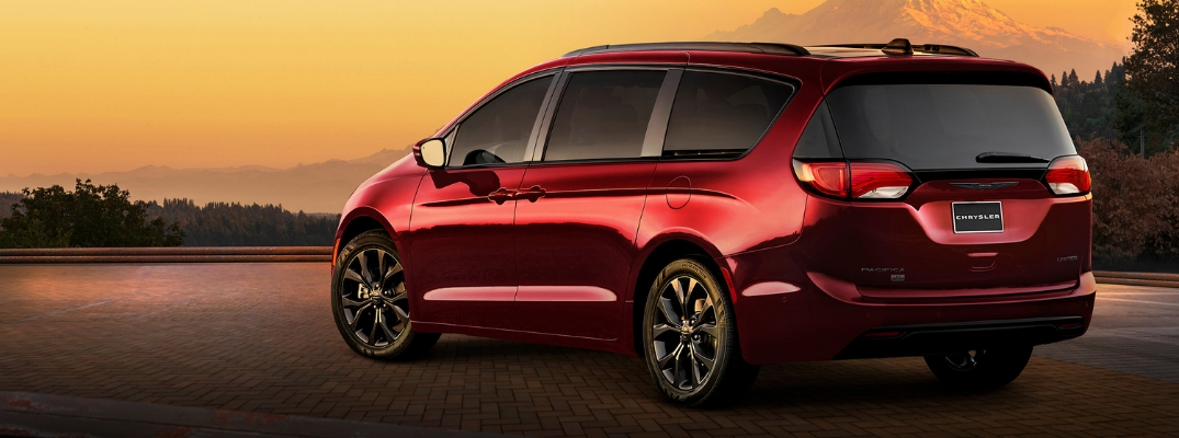 What Are the Differences Between the Chrysler Pacifica Trim Levels?