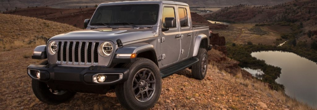 2020 Jeep Gladiator Release Date and Design Specs