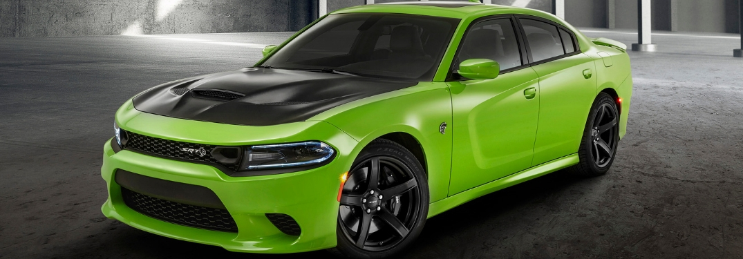 2019 Dodge Charger Engine Options