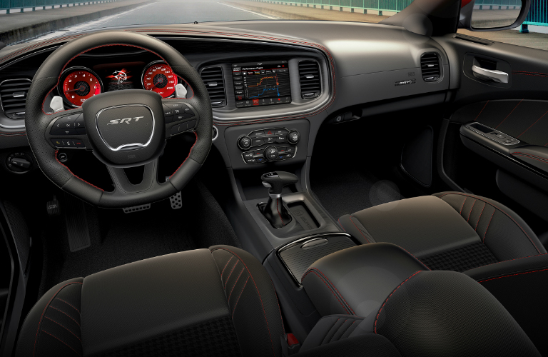 2019 Dodge Charger Srt Hellcat Octane Edition Features