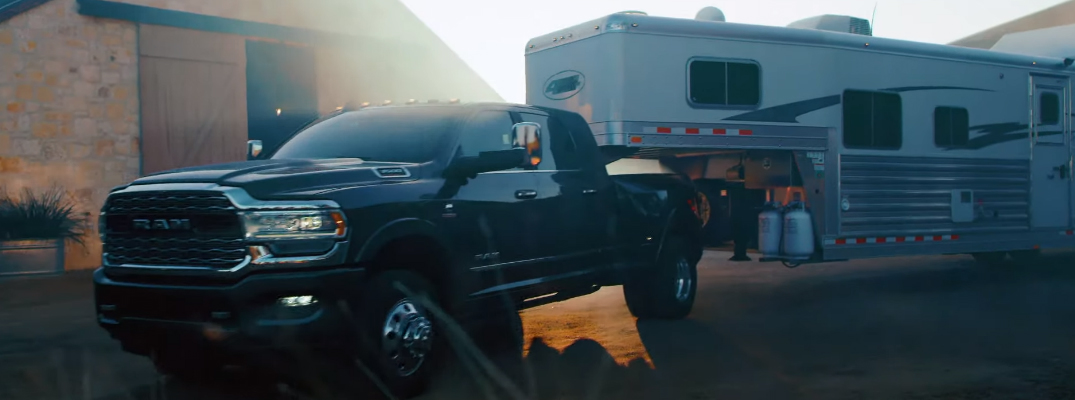 Tips on How to Safely Park a Trailer with a Heavy Duty Ram Truck