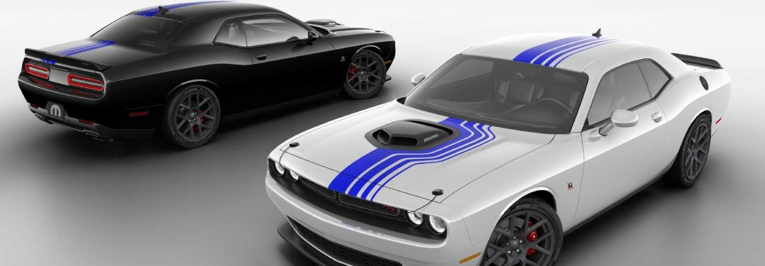 Features Offered with the Limited-Edition Mopar 2019 Dodge Challenger