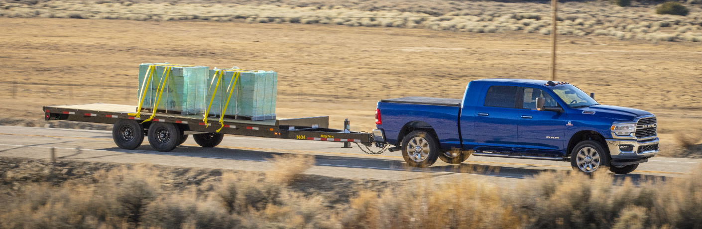 2020 Ram Heavy Duty Won the Motor Trend Truck of the Year Award