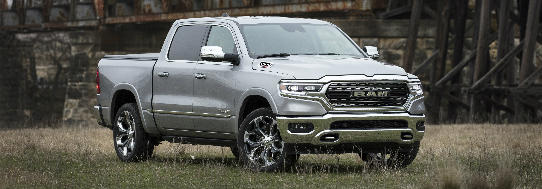 View an Exterior and Interior Walkaround of the 2020 Ram 1500