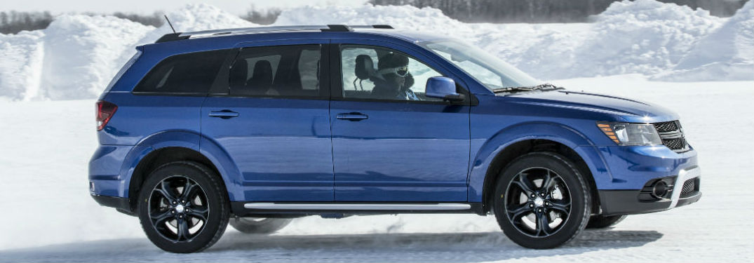 2020 Dodge Journey in blue