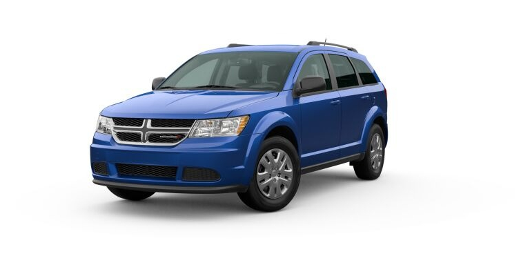 2020 Dodge Journey in Contusion Blue