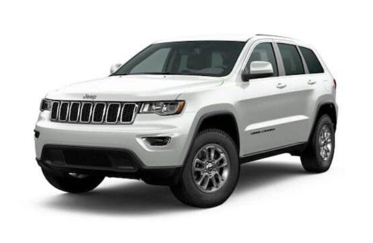 2020 Jeep Grand Cherokee in Bright White