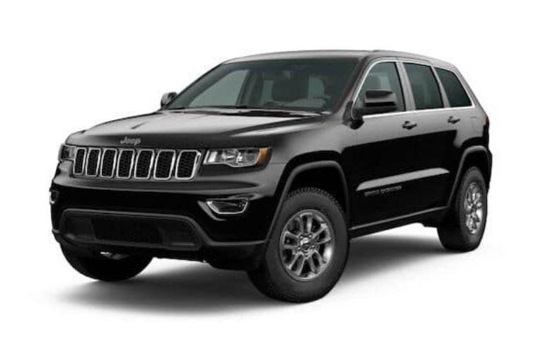 2020 Jeep Grand Cherokee in black
