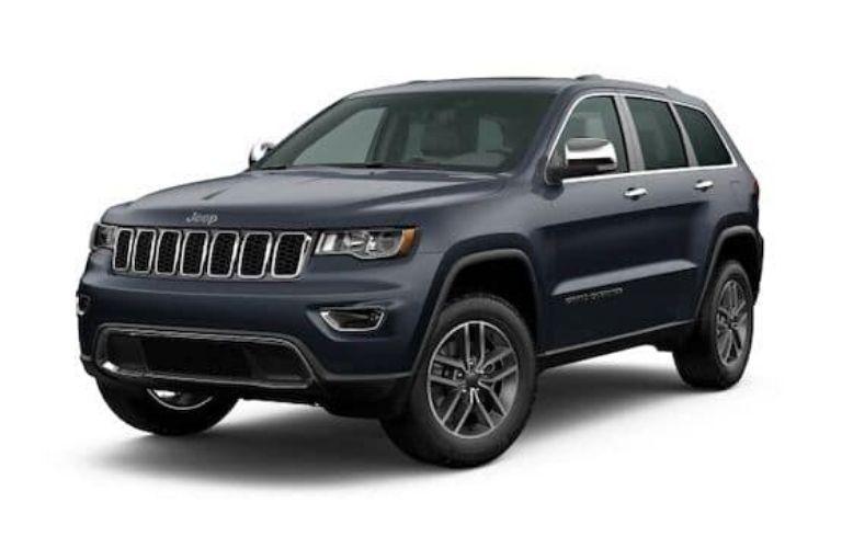 2020 Jeep Grand Cherokee in Slate Blue
