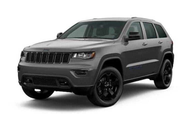 2020 Jeep Grand Cherokee in gray
