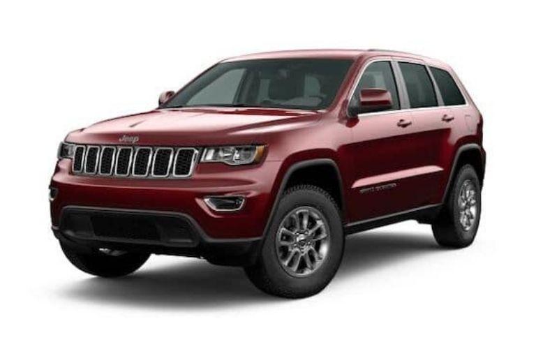 2020 Jeep Grand Cherokee in Velvet Red