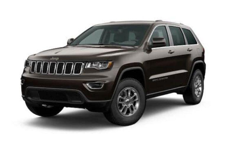 2020 Jeep Grand Cherokee in Walnut Brown