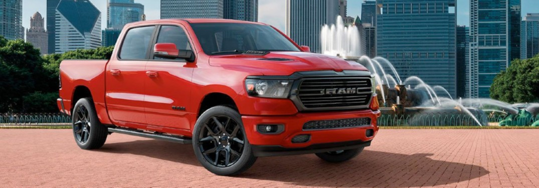 How much does the Ram 1500 cost?