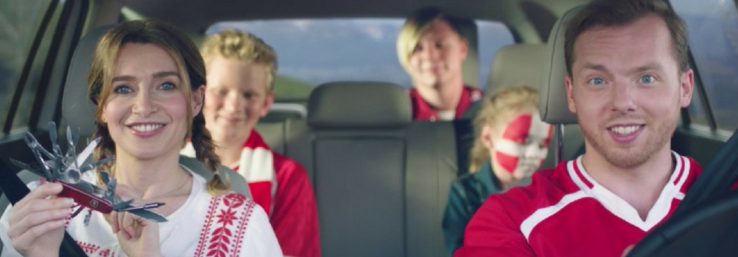 """Volkwagen reveals new """"Jump on the Wagen"""" campaign for the 2018 World Cup"""