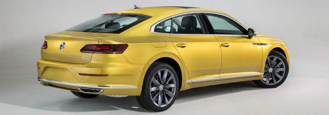 How powerful is the all-new 2019 Volkswagen Arteon?