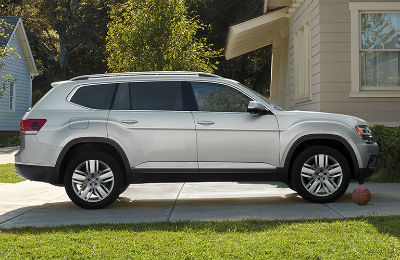 What Accessories Can I Get On The 2019 Volkswagen Atlas