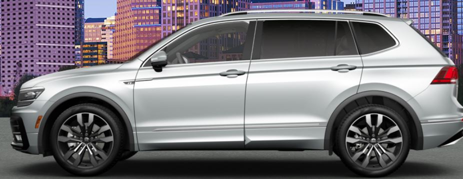 pyrite silver 2020 Volkswagen Tiguan