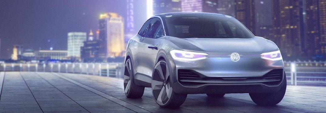 Photo gallery of Volkswagen electric concept cars