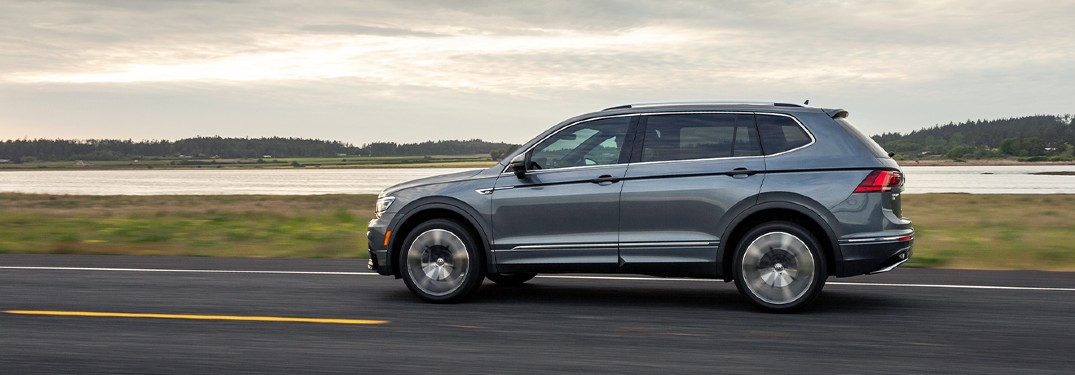 What can I expect from the 2020 Volkswagen Tiguan performance?
