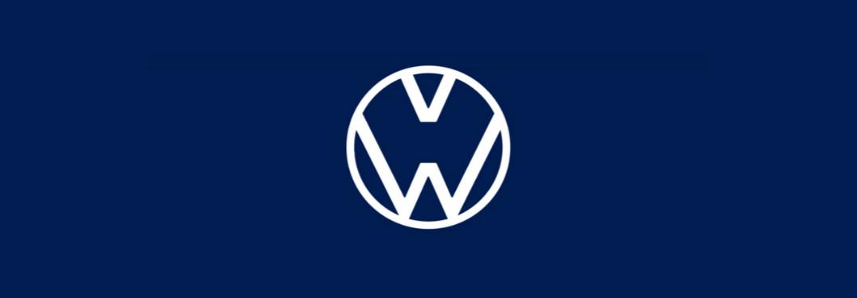 Volkswagen logo social distancing