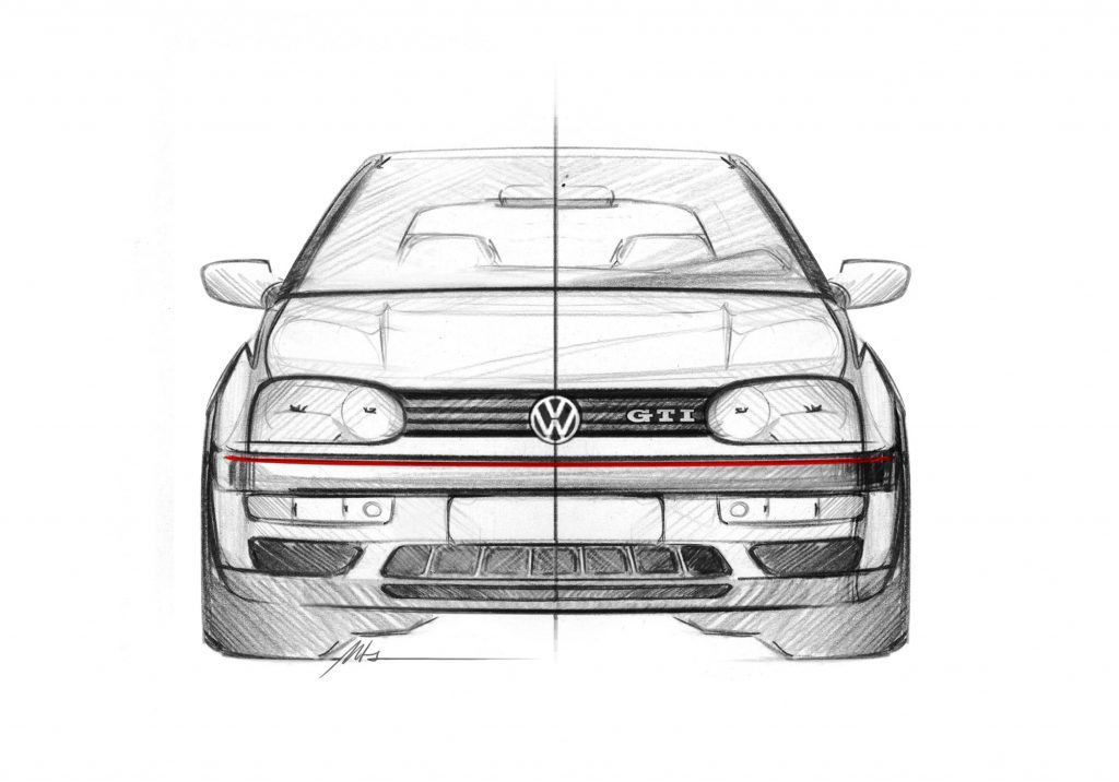 The History Of The Golf Gti Ventura Volkswagen