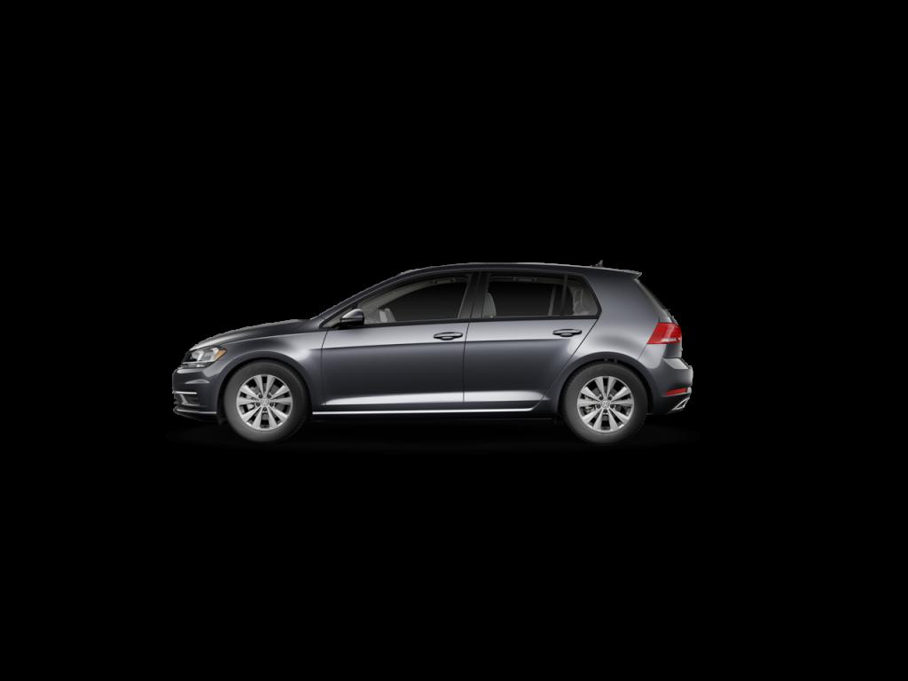 2020 VW Golf in Platinum Gray Metallic