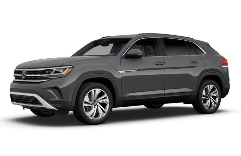 2020 Volkswagen Atlas Cross Sport in Pure Gray