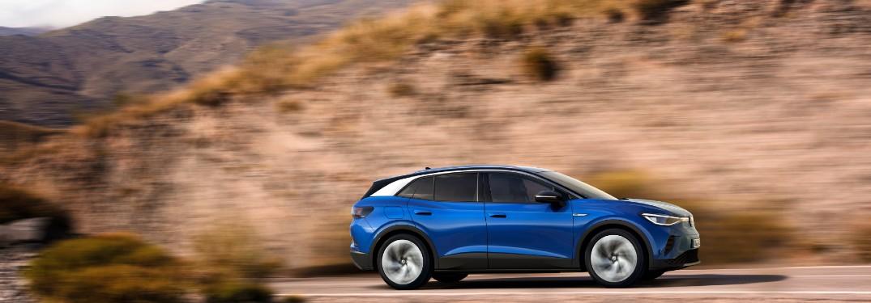 Volkswagen unveils the 2021 ID.4