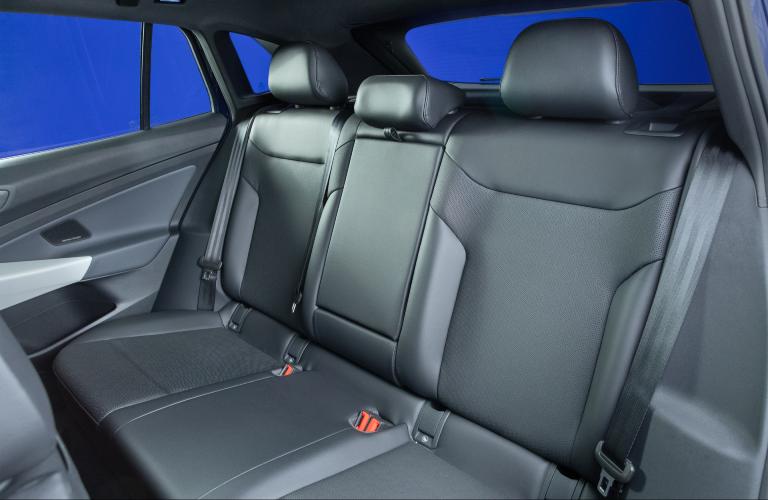 rear seats in the Volkswagen ID.4