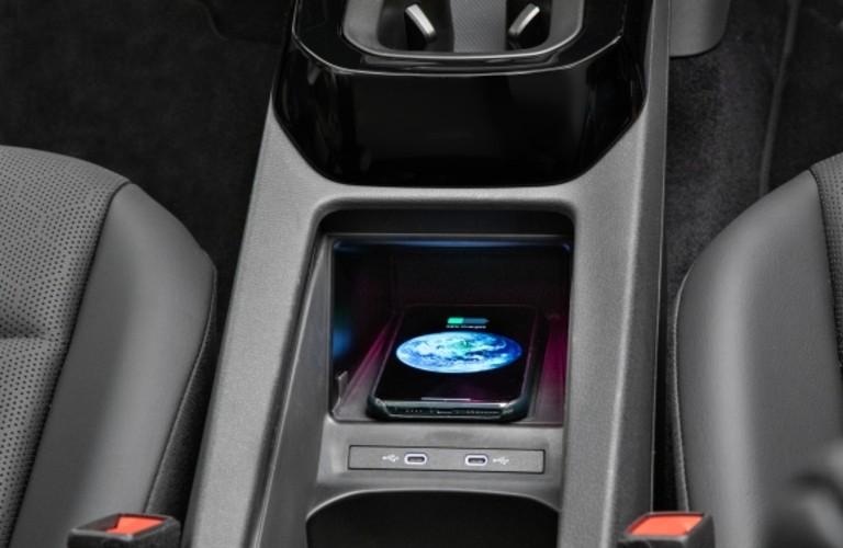 Volkswagen ID.4 wireless charger